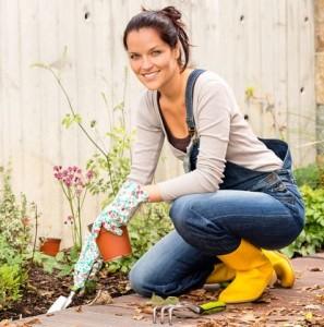 kertészkedés