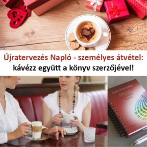 kávézz a szerzővel